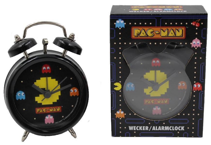 Pac-Man Alarm Clock Characters