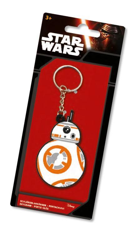 Star Wars Episode VII Vinyl Keychain BB-8