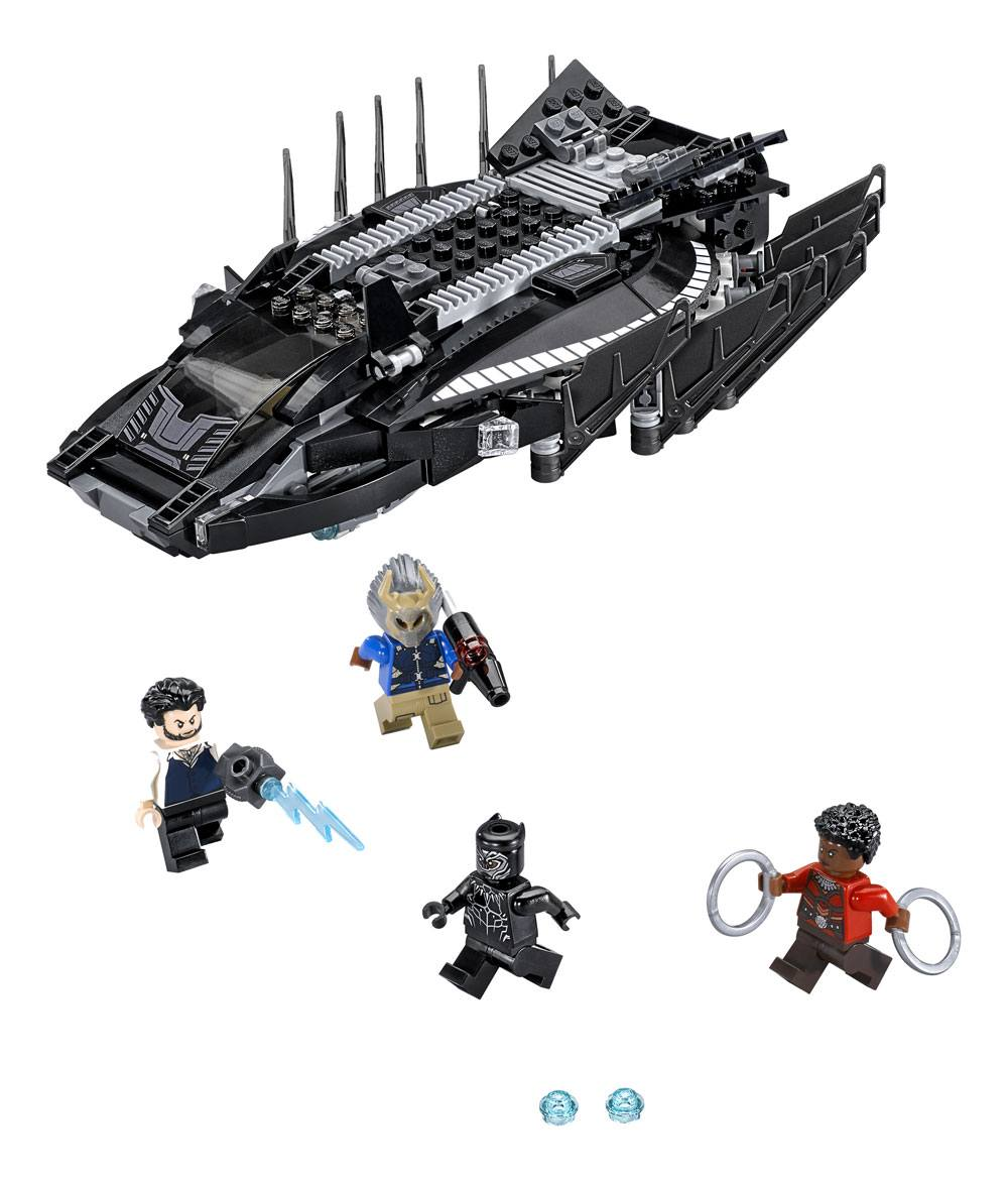 LEGO® Marvel Super Heroes™ Black Panther - Royal Talon Fighter Attack