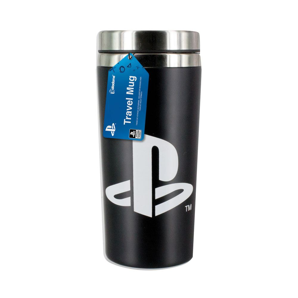 PlayStation Travel Mug Icons