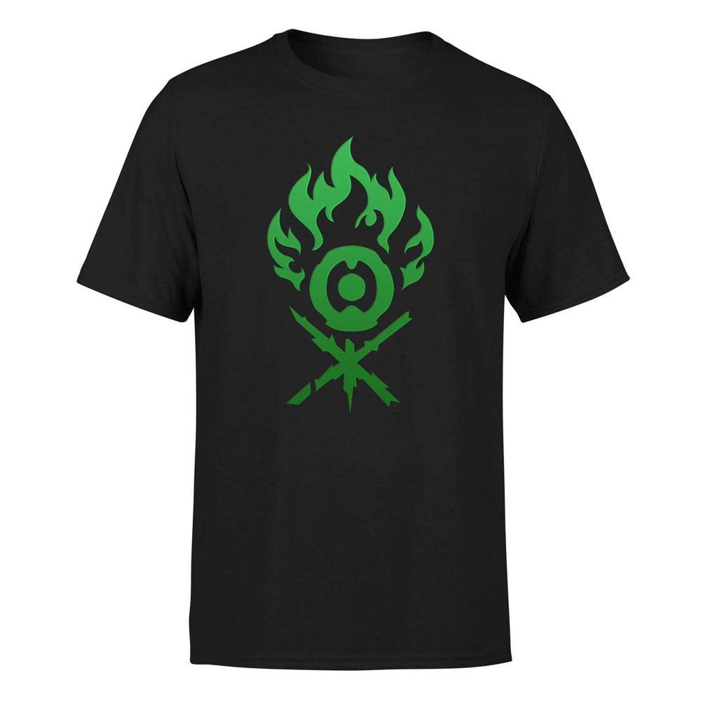 Magic the Gathering T-Shirt Gruul Symbol Size XXL
