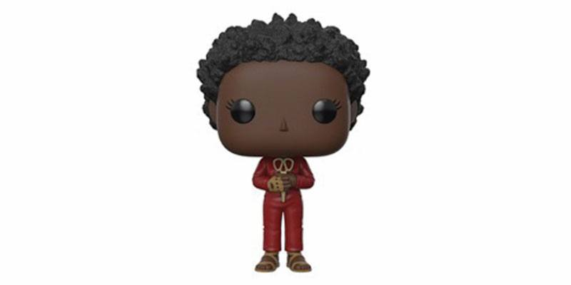 Us POP! Movies Vinyl Figure Red w/Oversized Scissors 9 cm
