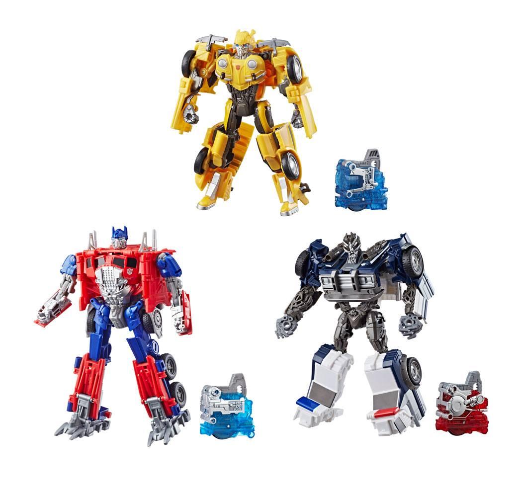 Transformers Bumblebee Energon Igniters Power Nitro Action Figures 2018 Wave 2 Assortment (4)