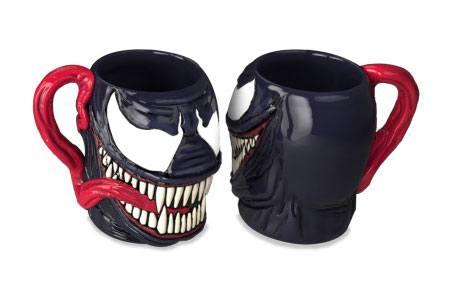 Marvel 3D Shaped Mug Venom
