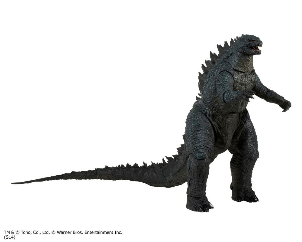 Godzilla 2014 Head to Tail Action Figure with Sound Godzilla 61 cm