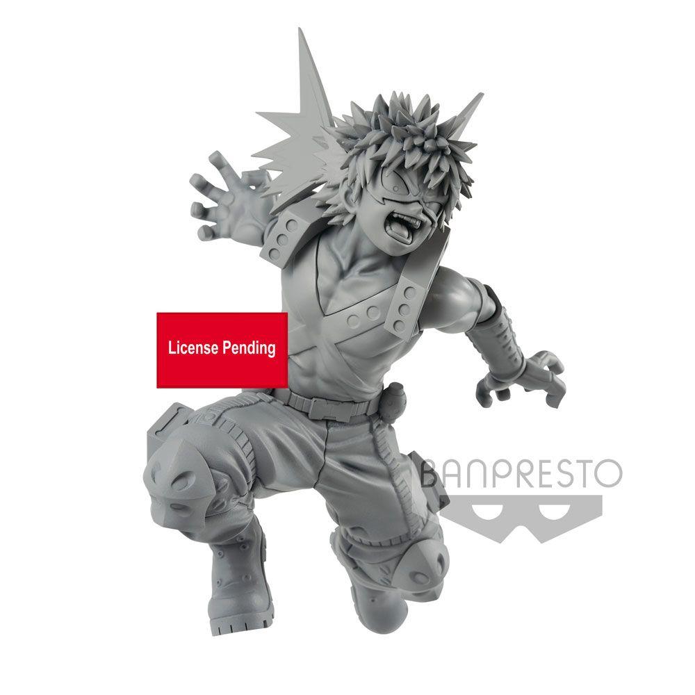 My Hero Academia King Of Artist PVC Statue Katsuki Bakugo 18 cm