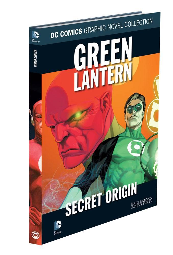 DC Comics Graphic Novel Collection Green Lantern: Secret Origin Case (12) *German Version*