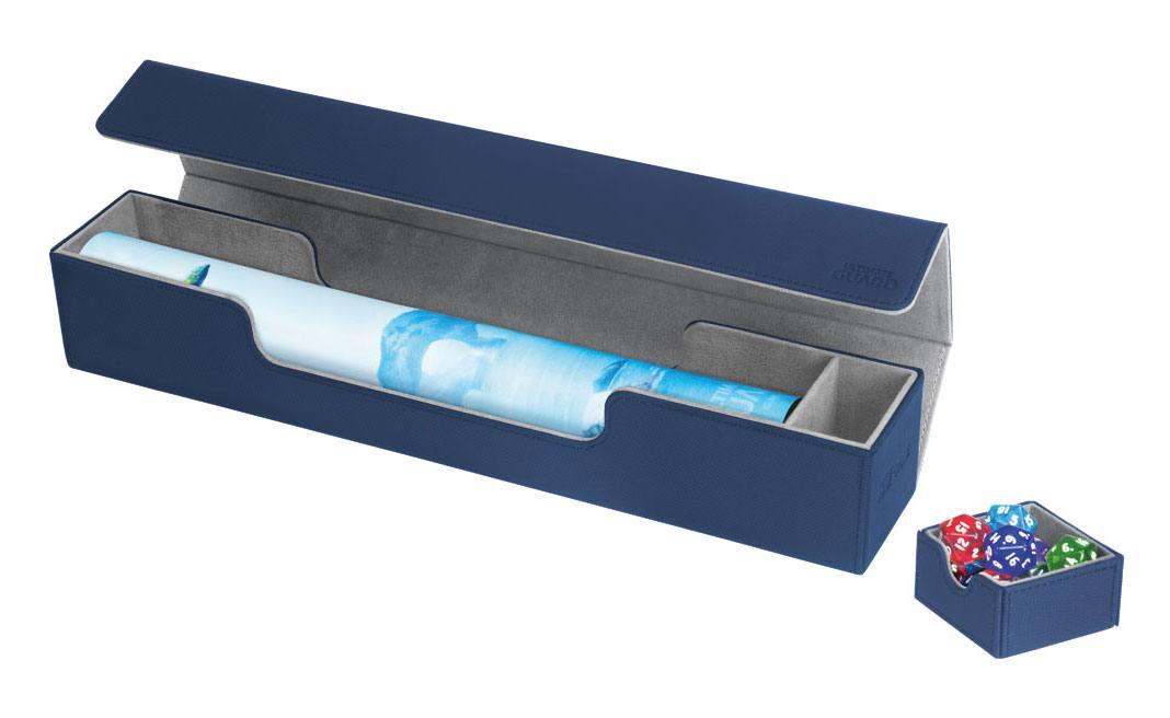 Ultimate Guard Flip´n´Tray Mat Case XenoSkin™ Blue