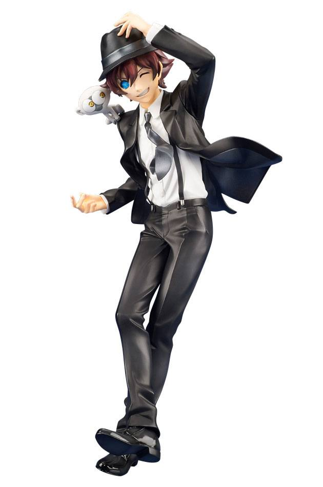 Blood Blockade Battlefront Statue PVC 1/7 Leonardo Watch Ending Ver. 21 cm