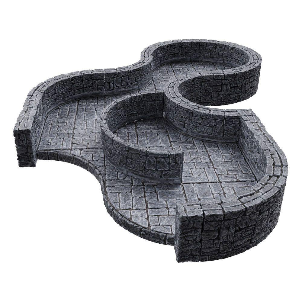 WarLock Tiles: Dungeon Tiles III - Curves
