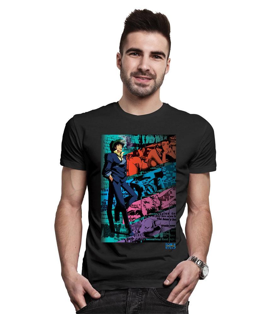 Cowboy Bebop T-Shirt Spike Size M
