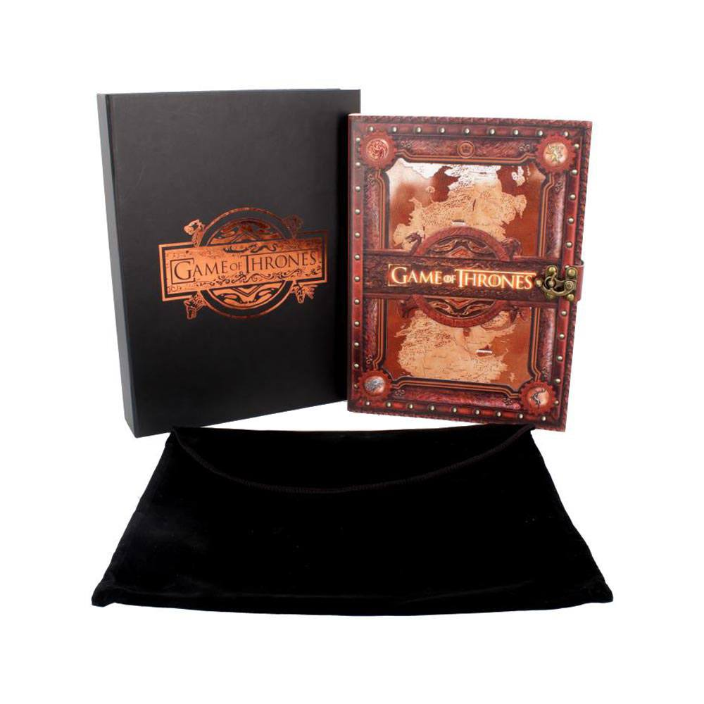 Game of Thrones Journal Seven Kingdoms 26 x 19,5 cm