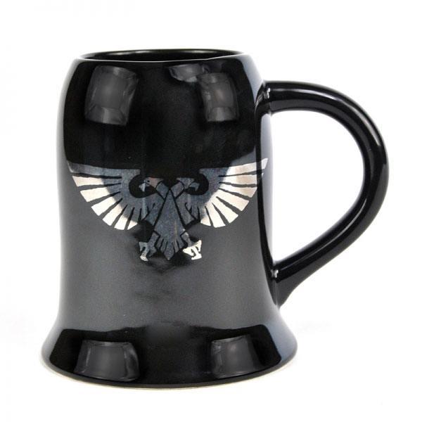 Warhammer Tankard Mug Emperor