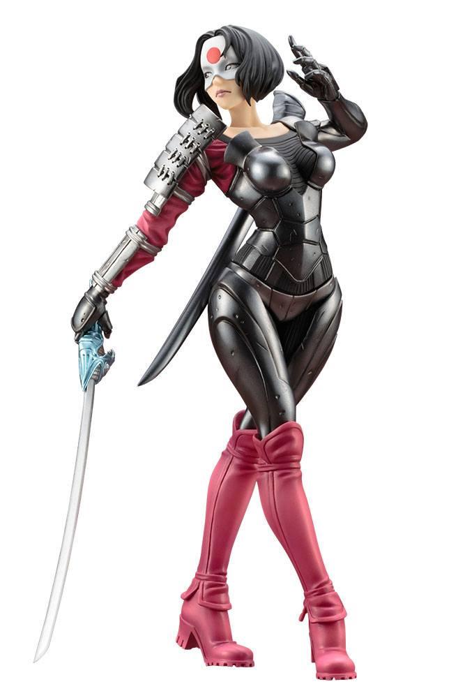DC Comics Bishoujo PVC Statue 1/7 Katana 23 cm
