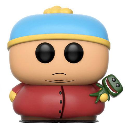 South Park POP! TV Vinyl Figure Cartman with Clyde 9 cm