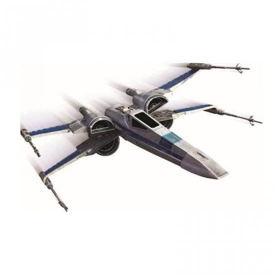 Star Wars Episode VII The Force Awakens Diecast Modell Resistance X-Wing Fighter 15 cm