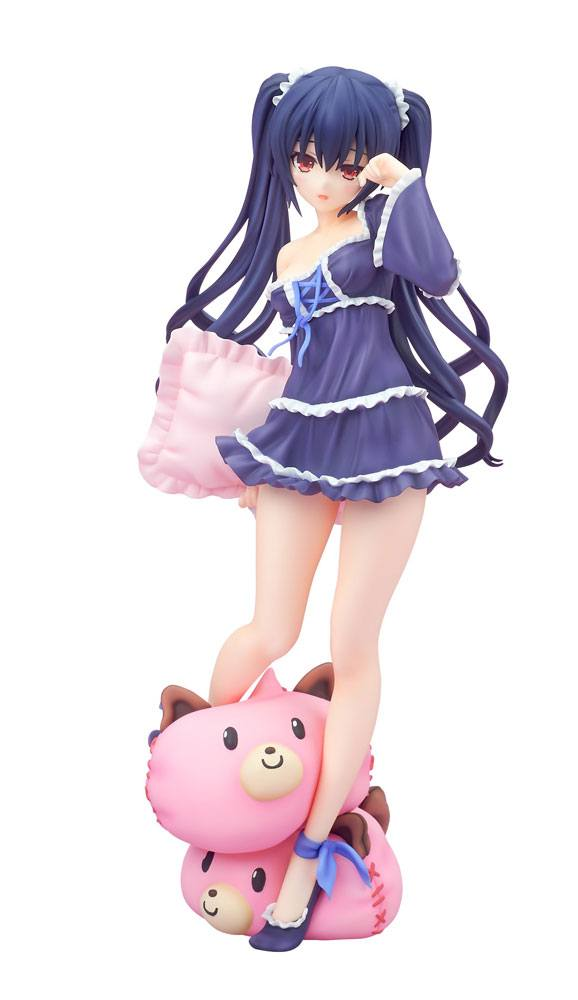 Hyperdimension Neptunia Statue 1/8 Neptunia Noire Wake Up Version 22 cm