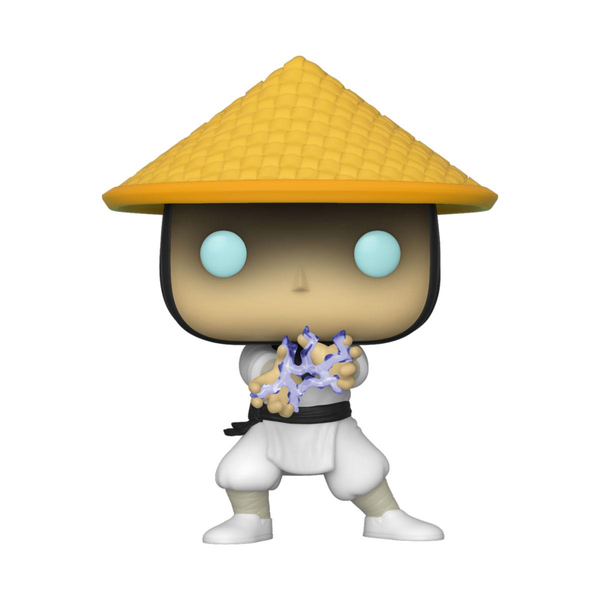 Mortal Kombat POP! Games Vinyl Figure Raiden 9 cm