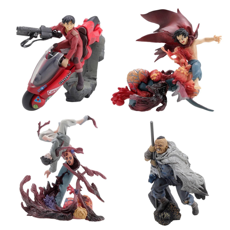 Akira miniQ Mini Figures 6-8 cm Display Vol. 4 Akira (6)