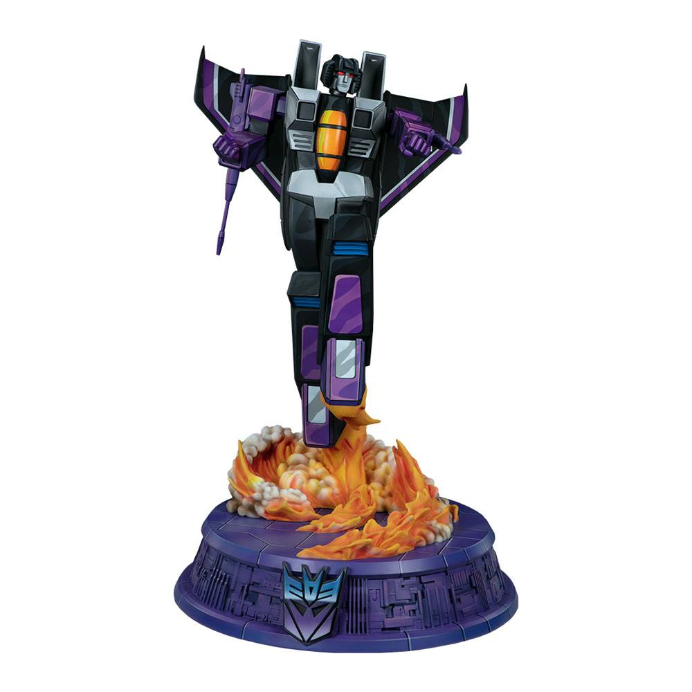 Transformers Museum Scale Statue Skywarp - G1 67 cm