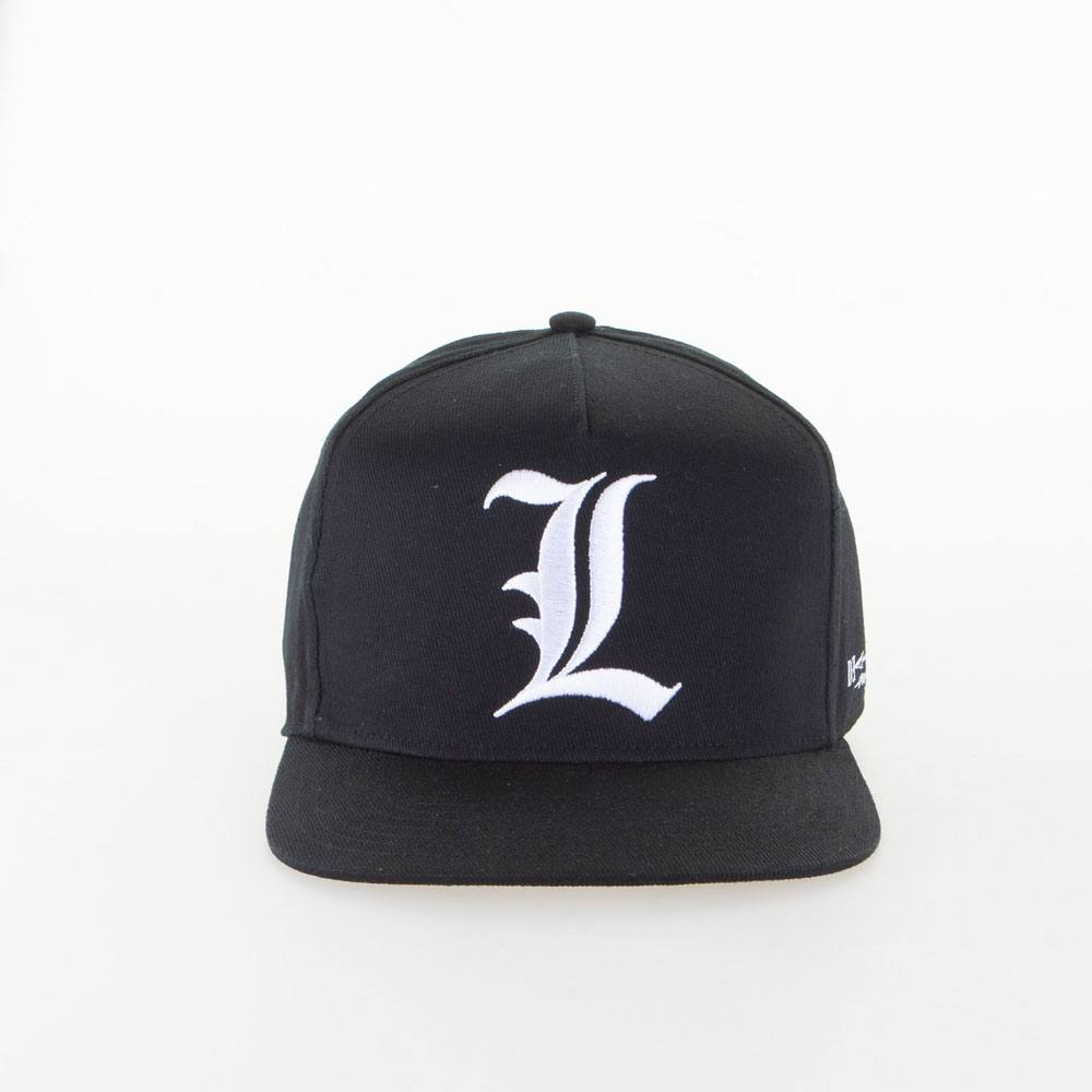 Death Note Snapback Cap L
