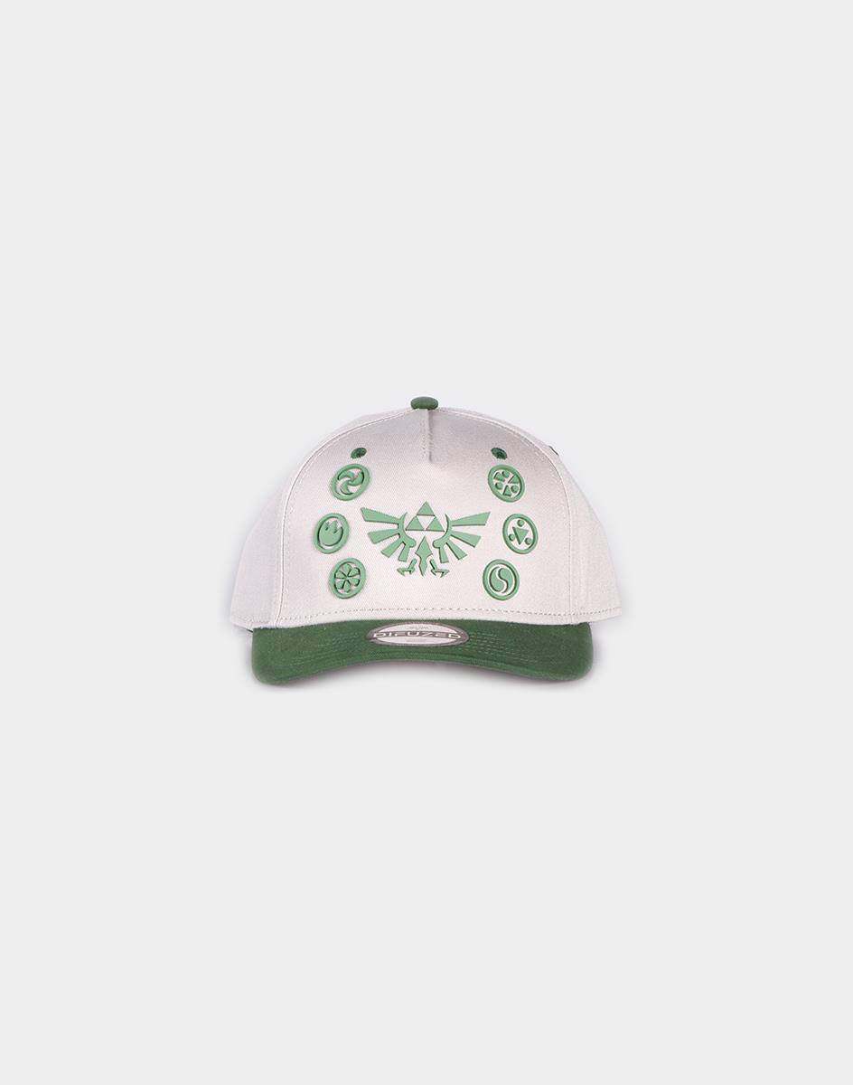 Legend of Zelda Baseball Cap Medaillons
