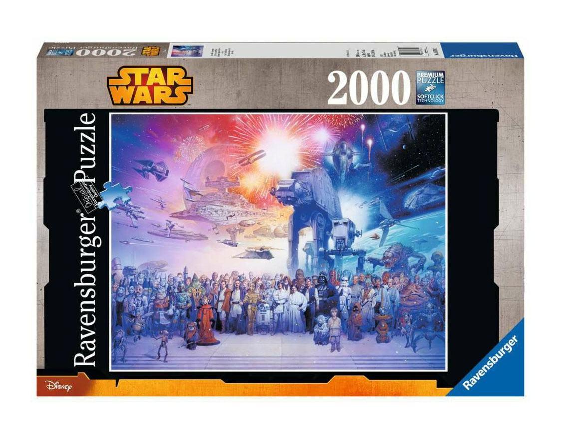 Star Wars Jigsaw Puzzle Star Wars Universe (2000 pieces)
