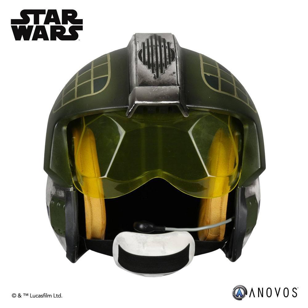 Star Wars Replica 1/1 Gold Leader Rebel Pilot