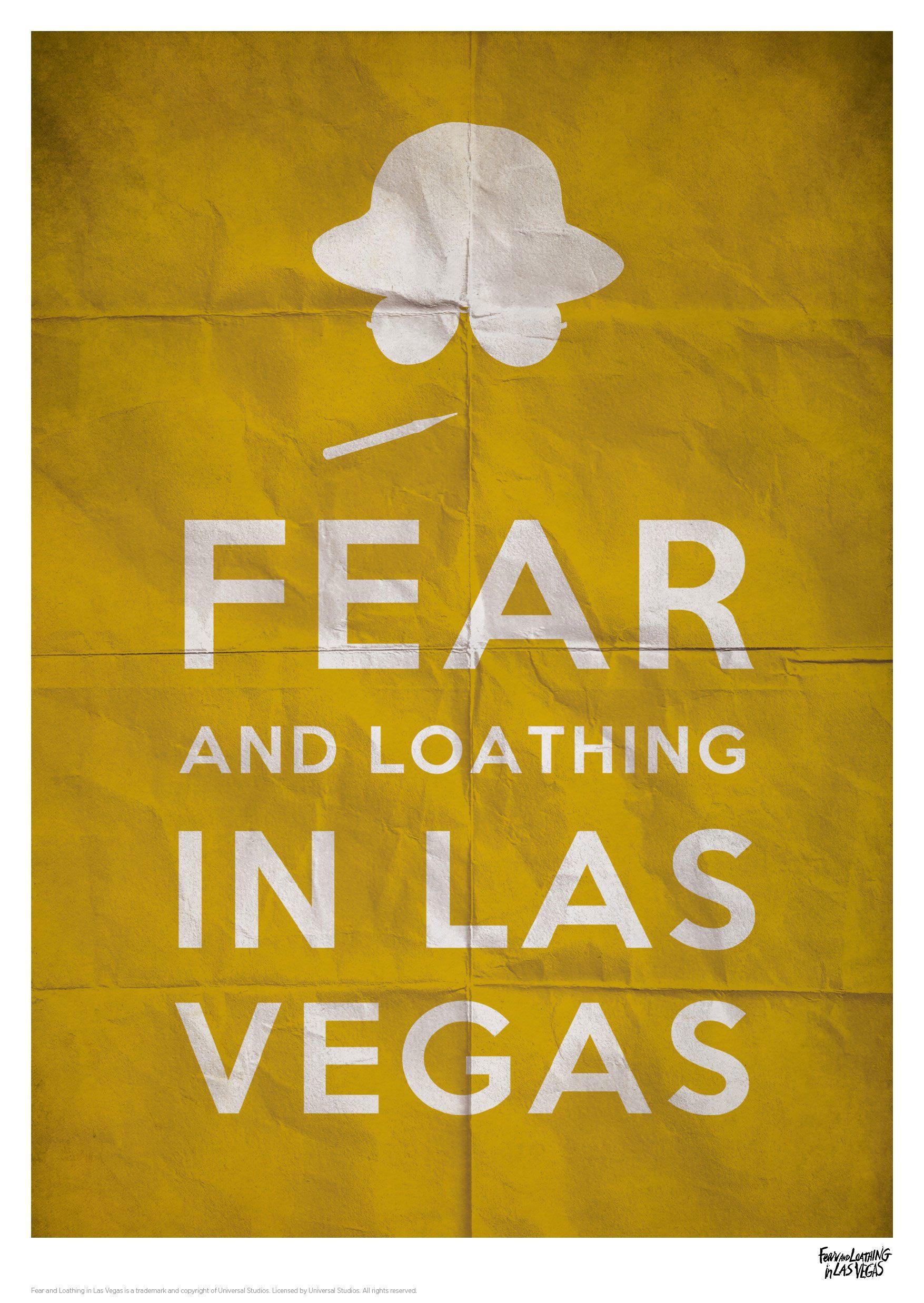 Fear and Loathing in Las Vegas Art Print 42 x 30 cm