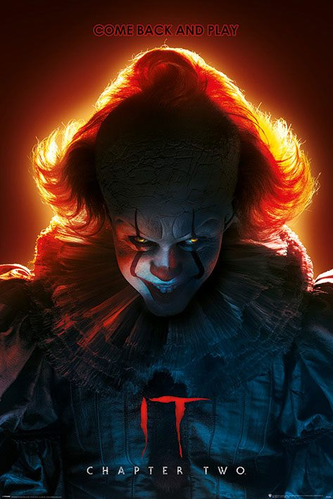 It Chapter Two Poster Pack Come Back and Play 61 x 91 cm (5)