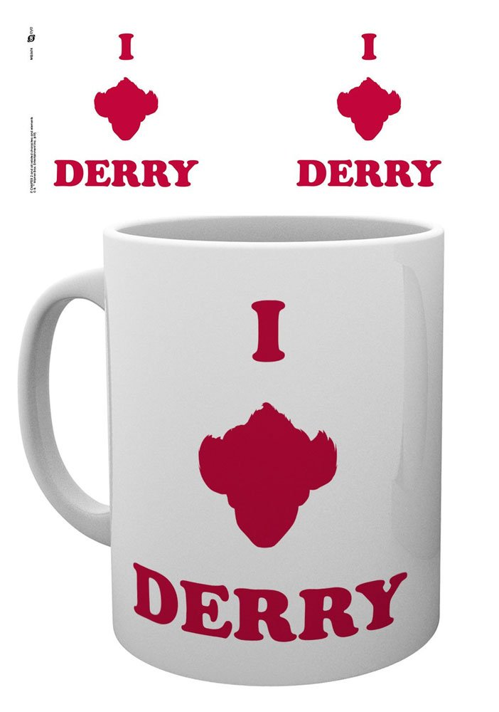 It Chapter Two Mug Derry