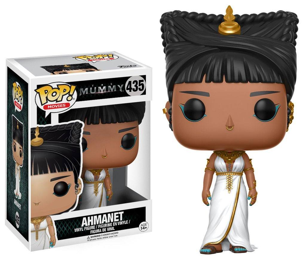 The Mummy (2017) POP! Movies Vinyl Figure Ahmanet 9 cm