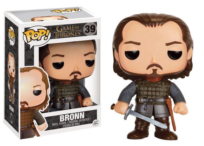 Game of Thrones POP! Television Vinyl Figure Bronn 9 cm