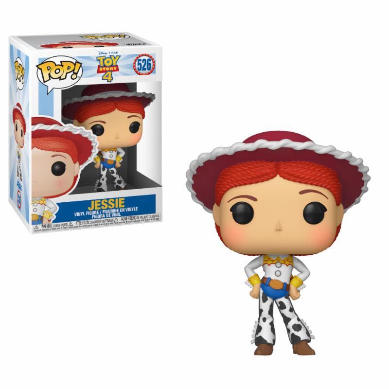 Toy Story 4 POP! Disney Vinyl Figure Jessie 9 cm