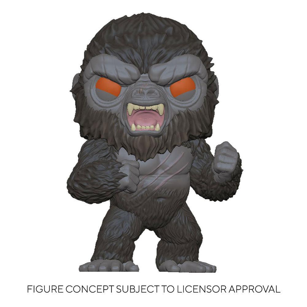 Godzilla Vs Kong POP! Movies Vinyl Figure Angry Kong 9 cm