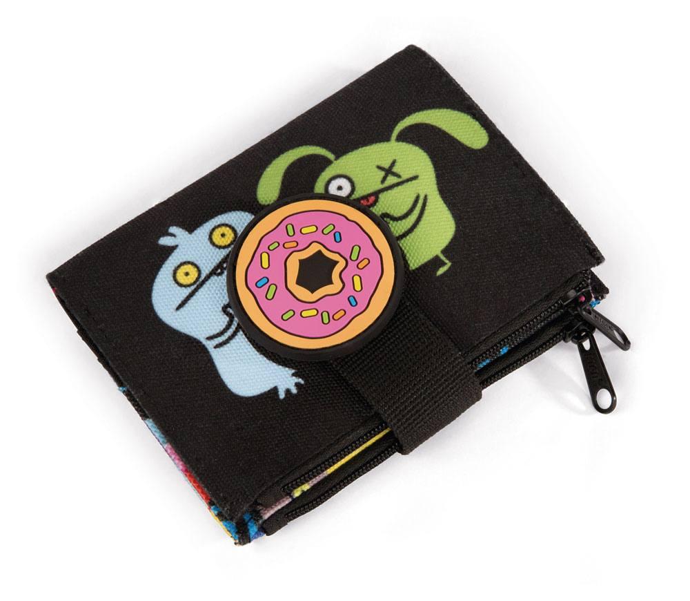 UglyDolls Wallet Ox & Babo