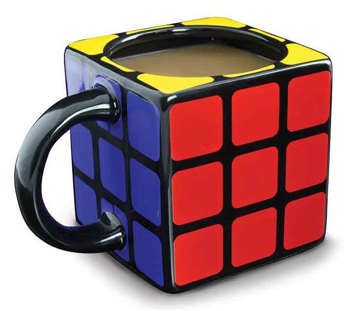 Rubik´s Cube Mug 3D