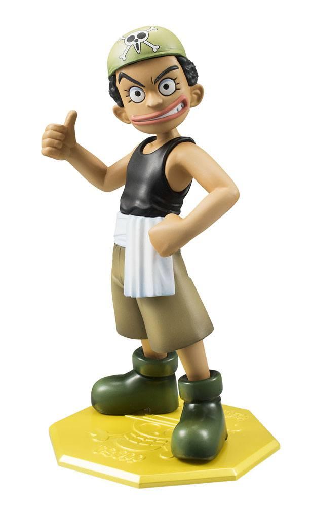 One Piece Excellent Model Mild P.O.P CB-R3 PVC Statue 1/8 Usopp 13 cm