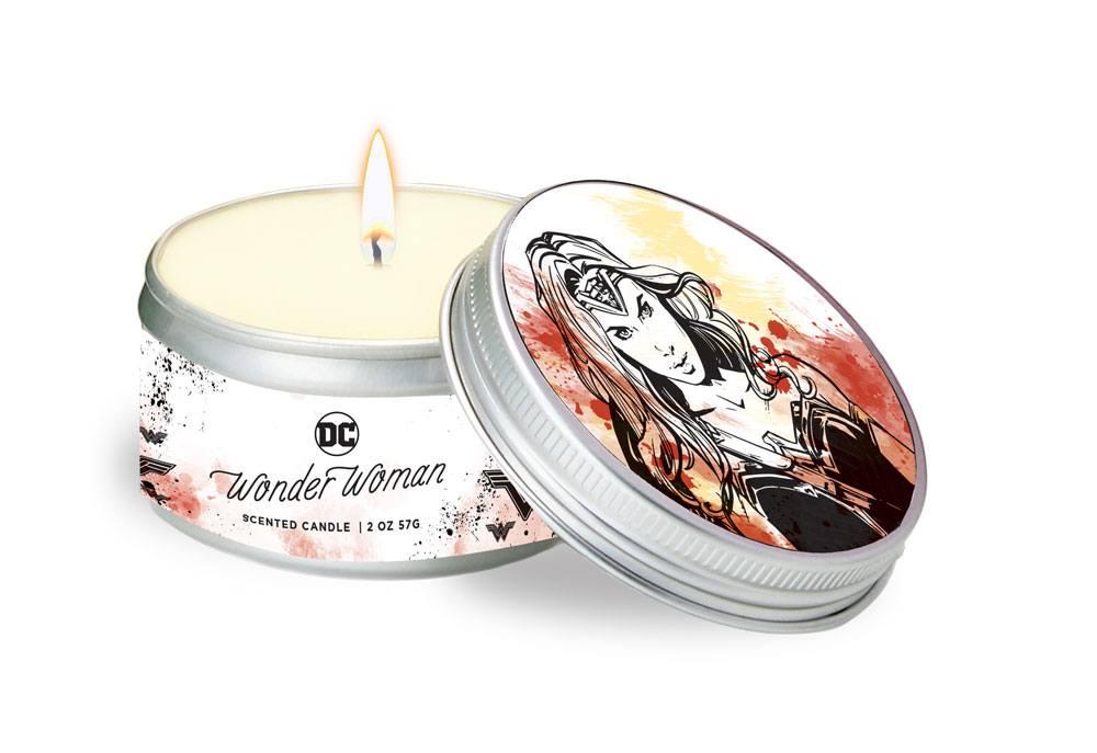 DC Comics Tin Candle Wonder Woman (2 oz. / 60 ml)
