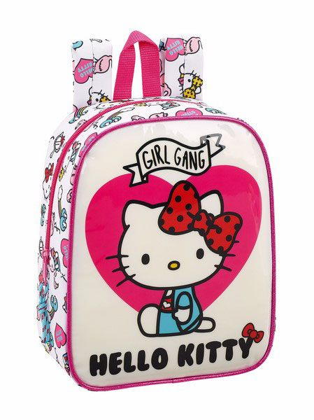 Hello Kitty Backpack Girl Gang 27 cm
