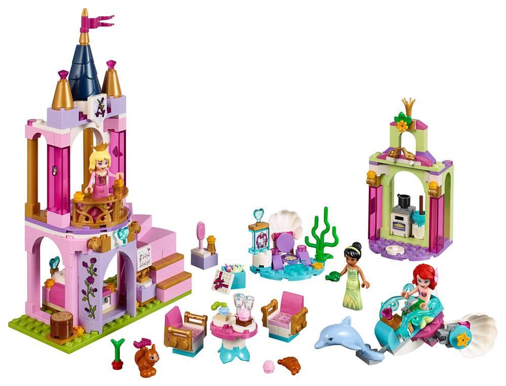 LEGO® Disney: Ariel, Aurora, and Tiana's Royal Celebration