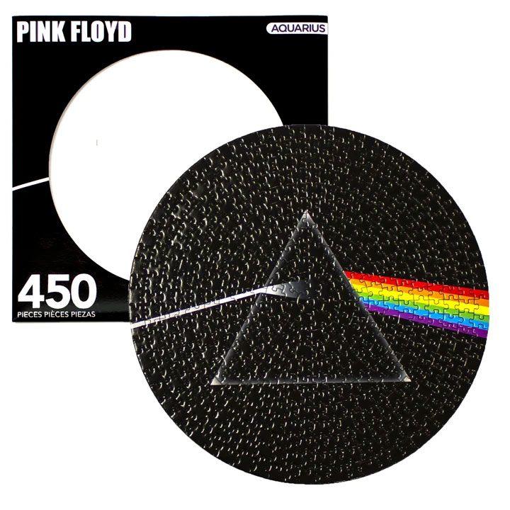 Pink Floyd Disc Jigsaw Puzzle Dark Side (450 pieces)