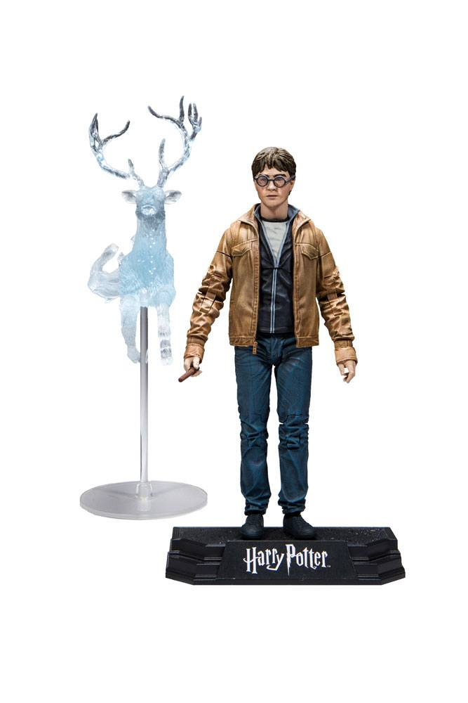 Harry Potter and the Deathly Hallows - Part 2 Action Figure Harry Potter 15 cm