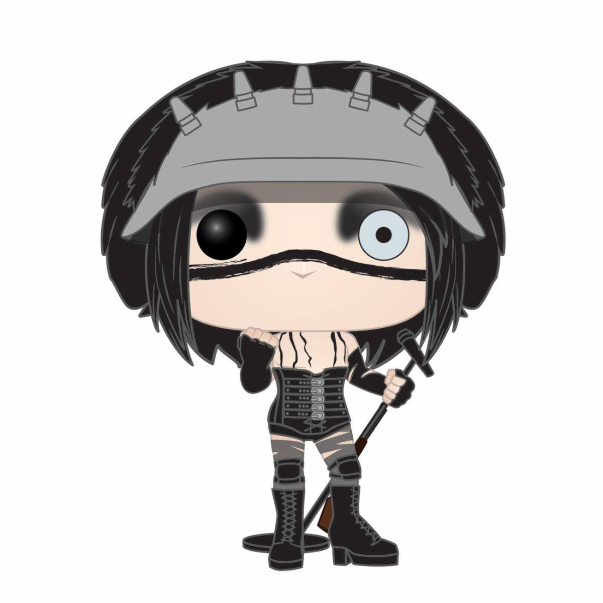 Marilyn Manson POP! Rocks Vinyl Figure Marilyn Manson 9 cm