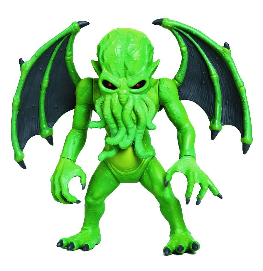 Legends of Cthulhu Action Figure Cthulhu Retailer Edition 30 cm