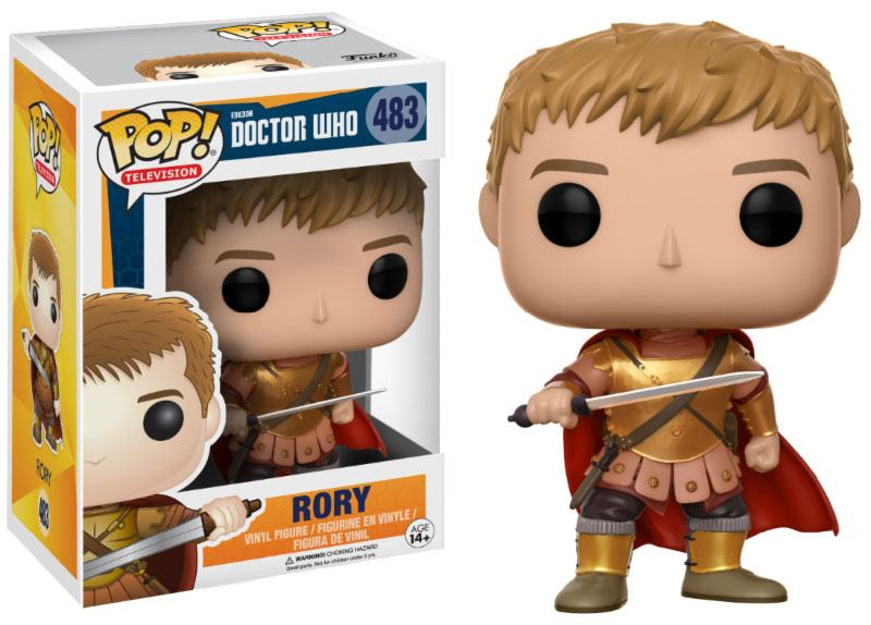 Doctor Who POP! Television Vinyl Figure Rory 9 cm