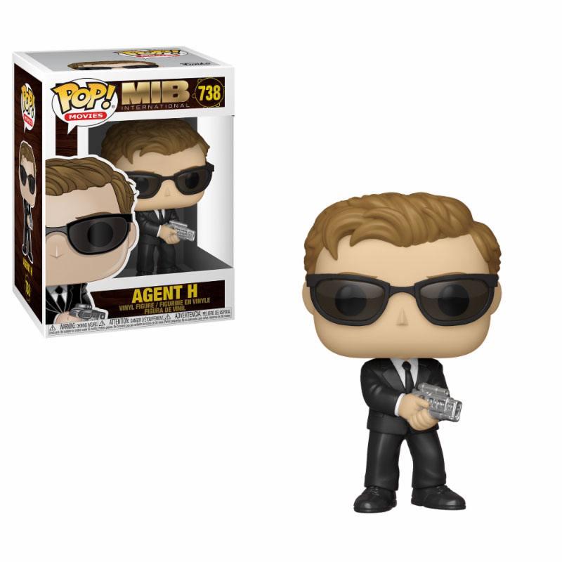 Men in Black 4 POP! Movies Vinyl Figure Agent H 9 cm