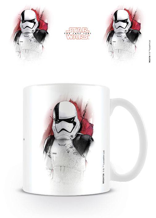 Star Wars Episode VIII Mug Trooper Brushstroke