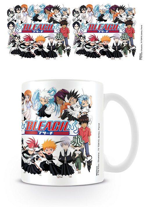 Bleach Mug Chibi Characters