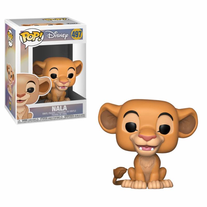 The Lion King POP! Disney Vinyl Figure Nala 9 cm